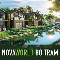 Mở bán nhà phố vườn 6x20m tại NovaWorld Hồ Tràm, chỉ TT 670 triệu, tặng chuyến du lịch châu Âu