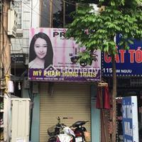 Kẹt tiền bán gấp căn nhà phố Kim Ngưu, 40,6m2, hướng Tây, sổ riêng
