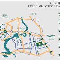 Dự án Tiến Lộc Garden, pháp lý 1/500, ngân hàng Bắc Á bank hỗ trợ 70%, trả chậm 3%, đầu tư cực tốt
