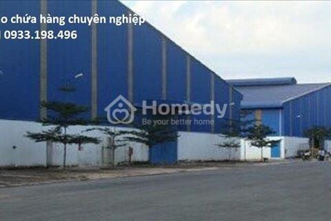 Cho thuê kho chứa hàng giá rẻ nhất khu công nghiệp Tân Bình - Khu công nghiệp Vĩnh Lộc A