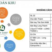 3.2 tỷ sở hữu biệt thự nghỉ dưỡng sân golf liền kề đô thị Vin Đức Hòa Long An 900ha
