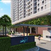 Bán căn hộ Sky 9 - 2 phòng ngủ Block CT3 view Võ Chí Công - 1.66 tỷ (full thuế, phí)