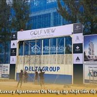 Đặt chỗ căn hộ cao cấp nằm giữa 2 sân golf sở hữu lâu dài tại Đà Nẵng, view biển, giá hấp dẫn
