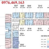 Căn hộ cao cấp 70m2 tại vị trí vàng thủ đô siêu hấp dẫn