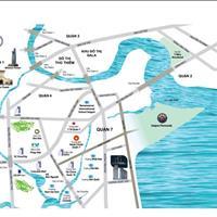Bán căn hộ River Panorama view sông Sài Gòn, 55.3m2 - 2 phòng ngủ, 2,3 tỷ bao thuế phí