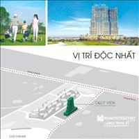 Golf View căn hộ cao cấp sở hữu lâu dài chỉ 1.8 tỷ với 1000 tiện ích tại Đà Nẵng