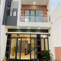 Bán căn nhà thiết kế 1 trệt 1 lầu gần chợ Tân Phước Khánh - Tân Uyên