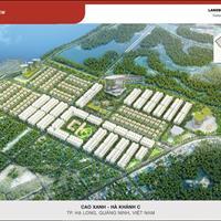 Cần bán lô biệt thự giá rẻ nhất, vị trí đẹp Hà Khánh C, A4-105 giá 8,2 triệu/m2