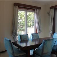 Gia đình cần cho thuê biệt thự đơn lập, lô góc ngã 4 trung tâm khu Hoa Lan - Vinhomes Riverside