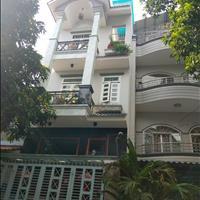 Chính chủ bán nhà khu biệt thự Làng Hoa đường Cây Trâm, Gò Vấp, 90m2, giá 6.2 thương lượng