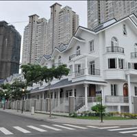 Bán một số biệt thự Saigon Pearl, nhà thô, 1 hầm, 1 trệt, 2 lầu, 1 áp mái, giá tốt nhất