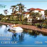 Bán biệt thự vườn Saigon Garden Riverside - Biệt thự bên sông được quản lý theo tiêu chuẩn 5 sao