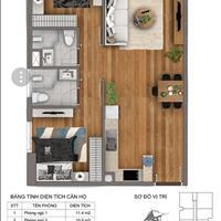 Gia đình tôi đang cần bán rất gấp căn hộ 73m2 - 2 phòng ngủ Golden Field ngã tư Hàm Nghi, Mỹ Đình