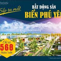 Đầu tư đất nền biển Phú Yên chỉ với 568 triệu, nằm tại trung tâm du lịch Tam Vịnh Thiên Đường