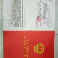 Kẹt tiền cần bán nhà nát 1400m2 nhà với đất, đường Bùi Công Trừng, xã Nhị Bình, huyện Hóc Môn