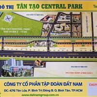 Mở Bán Giai Đoạn F1 - 30 Nền Đất Khu Đô Thị Tân Tạo Central Park - Quận Bình Tân