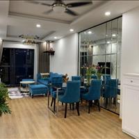 Cho thuê căn hộ Golden Palace, 130m2, 3 phòng ngủ, đồ cơ bản
