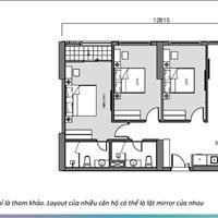 Mở bán đợt 1 chung cư Mipec Rubik 360 chỉ 3.7 tỷ, 3 phòng ngủ, full nội thất, chiết khấu 6%