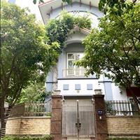 Bán biệt thự 3 tầng khu đô thị Vĩnh Hoàng, 3 mặt tiền đường 38m, tiện kinh doanh, giá tốt