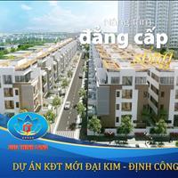 Thanh toán 50% sở hữu ngay Shophouse triệu đô - ngay trung tâm khu đô thị Định Công - Hoàng Mai