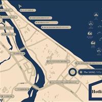 Siêu hot - Sở hữu đất nền kề biển 3,9 triệu/m2