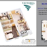 Bán căn hộ Victoria Graden 2PN 62m2 chỉ từ 1,3 tỷ - Được Thanh toán theo tiến độ từ chủ đầu tư
