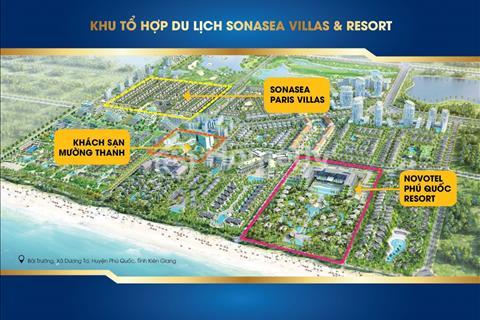 Khu biệt thự Sonasea Paris Villas - Khu nghỉ dưỡng Sonasea Villas and Resorts