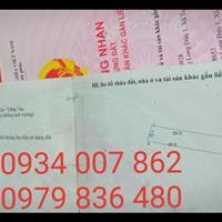 Bán đất gấp 10x50m (500m2) sổ hồng riêng 1 tỷ 900 triệu - KP5, phường Tóc Tiên, Phú Mỹ