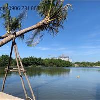 Đất nền sổ đỏ xã Phong Phú Quốc Lộ 50 Bình Chánh, ven sông thoáng mát, tặng 5 chiếc SH đầu tiên