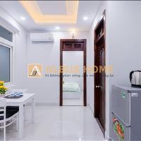 Căn hộ full nội thất, cho thuê ngắn hạn mới xây gần khu cư xá Tân Thuận, Big C, cầu Phú Mỹ