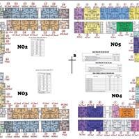 Nhượng suất nhà ở xã hội EcoHome 3 giá gốc 16tr/m2, vào tên hợp đồng mua bán, chiết khấu 10 triệu