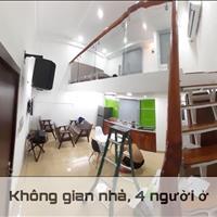 Nhà cao cấp kiểu Singapore thu nhỏ 40m2, 4 người ở