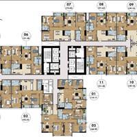 Siêu phẩm căn hộ 3 phòng ngủ Sapphire 2, TNR Goldmark City