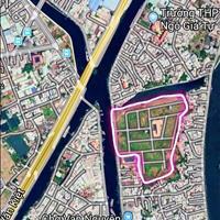 Bán ngay lô đất mặt tiền Bến Mễ Cốc quận 8 ngay trường Nguyễn Nhược Thị, có sổ, thổ cư, 1.7 tỷ