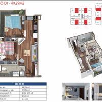 Bán căn hộ tại Chương Mỹ, Hà Nội giá chỉ từ 620 triệu