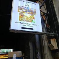 Sang nhượng Nhà hàng – Bar, vị trí đẹp tại Bùi Viện, P. Phạm Ngũ Lão, Q. 1
