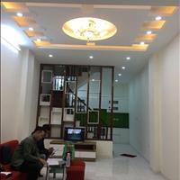 Bán gấp nhà mặt ngõ 245 Nguyễn Đức Cảnh - ô tô đỗ cửa, kinh doanh siêu đỉnh 40m2, 5 tầng