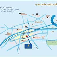 Căn hộ Officetel Quận 8, 1.4 tỷ/căn - Central Premium 854 Tạ Quang Bửu