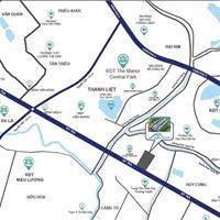 Hai suất ngoại giao đầu tư siêu hot đường lớn 70 dự án liền kề HDB Thanh Trì giá tốt