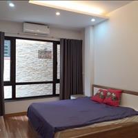 Nhà 5 tầng - 5 phòng ngủ hiện đại đầy đủ tiện nghi giá rẻ cho thuê