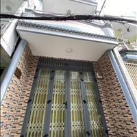 Bán nhà 2/Bà Hom quận 6 ngang 3,7x12m nở hậu 6,5m ngay chợ Phú Lâm giá ngộp