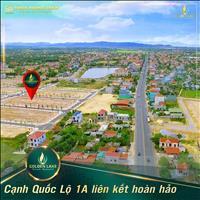 Hot, bán đất nền mặt tiền đường Trần Phú, trung tâm Hoàn Lão giá đầu tư