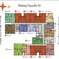 Bán căn hộ quận Bình Thạnh - thành phố Hồ Chí Minh giá 2.3 tỷ
