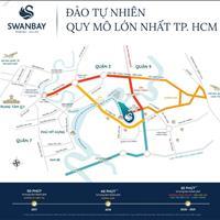 Khai trương 30 nền Swan Bay, đảo Đại Phước, Nhơn Trạch, Đồng Nai, chỉ với 1.4 tỷ/119m2 (7x17m) SHR