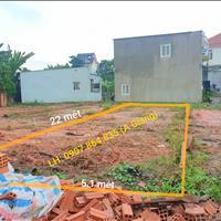 Tôi cần bán lô đất 5.1 x 22m, sát chợ và cổng sau Pouchen, Hóa An, sổ riêng thổ cư 100%, xây tự do