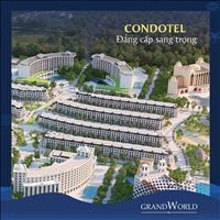 Cơ hội đầu tư sinh lời không thể bỏ qua của các nhà đầu tư - Condotel Grand World Phú Quốc