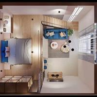 Bán căn hộ Bình Tân - giá 900 triệu - tặng full nội thất