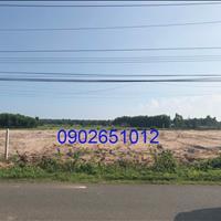 Bán đất thổ cư, sổ đỏ, mặt tiền đường 328 tại ấp Hồ Tràm, 500m2 giá 1 tỷ 850 triệu