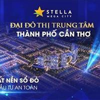 Dự án Stella Mega City - Đất nền sân bay Cần Thơ