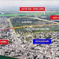 Chỉ 1 tỷ sở hữu biệt thự view sông thành phố Tân An, Long An